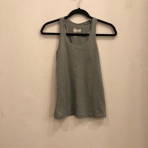 Light grey Nike tank